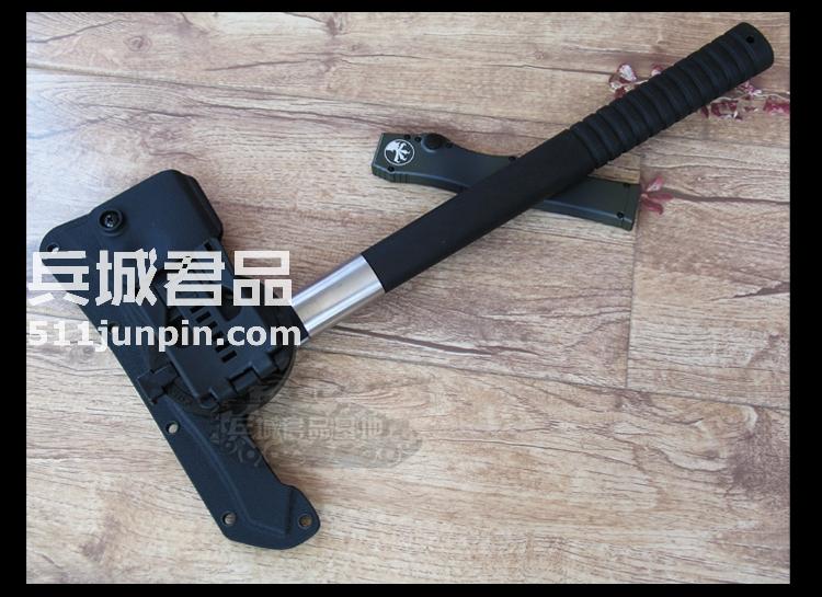 正品美国SOG索格Tomahawk F01P-K战斧印第安斧野营斧头户外开山斧