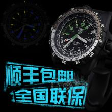 瑞士Luminox鲁美诺斯8831.KM导航专家军表防水男正品户外计时手表