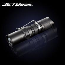 捷特明JETBeam PC10 T6 户外骑行强光手电筒 战术防身