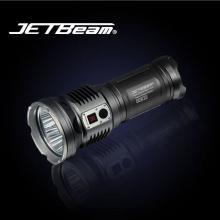 捷特明JETBeam DDR30 U3LED 数显强光远射手电筒 户外战术手电