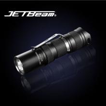 捷特明JETBeam BC10 调光家用手电筒270流明便携小手电CR123