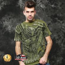 美国正品7.62design男士纯棉短袖 户外军迷情侣t恤 全副武装2430