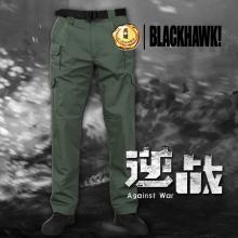 美国正品Blackhawk黑鹰 多功能战术长 86TP02 棉格耐磨防污防水裤