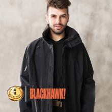 美国正品BLACKHAWK 82ES00 黑鹰防风防雨硬壳冲锋衣夹克外套