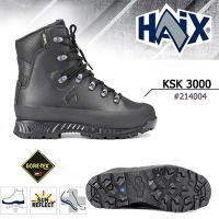 德国HAIX KSK3000特战部队山地鞋特种作战高筒防水雪地靴男214004