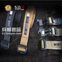 品美国TDU腰带(三色可选)5.11勤务腰带511腰带 战术腰带59551