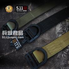 正品授权美国 5.11 大号腰带 59405 特勤尼龙帆布腰带现货尺码