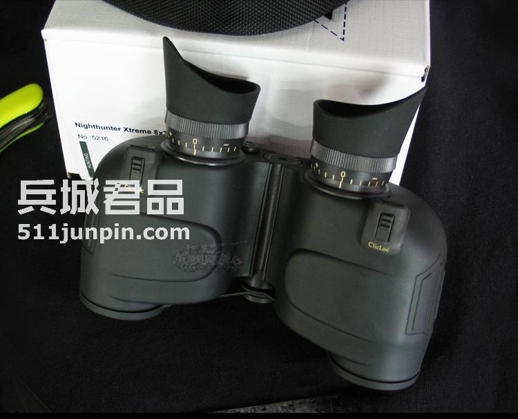 德国原装进口视得乐夜鹰5216 8x30双筒望远镜微光夜视高倍高清