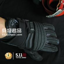 正品 美国5.11二代轻盈战术手套 511全指山羊皮手套新品59353