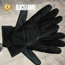 正品黑鹰Blackhawk CRG1 凯夫拉纤维耐割巡逻手套 特勤手套8152