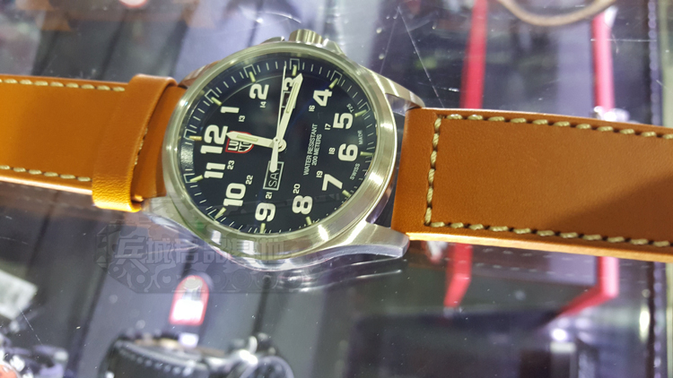 瑞士Luminox雷美诺时 军表1924新款户外氚气防水手表夜光腕表