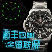正品Luminox雷美诺时防水夜光氚气手表军表100%瑞士原装进口 6102