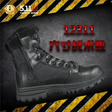 美国5.11正品 EVO 6寸战术靴12311新款作战靴侧拉链减震靴户外靴