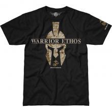 16新款7.62design个性设计男圆领纯棉短袖户外军迷印花t恤衫1574