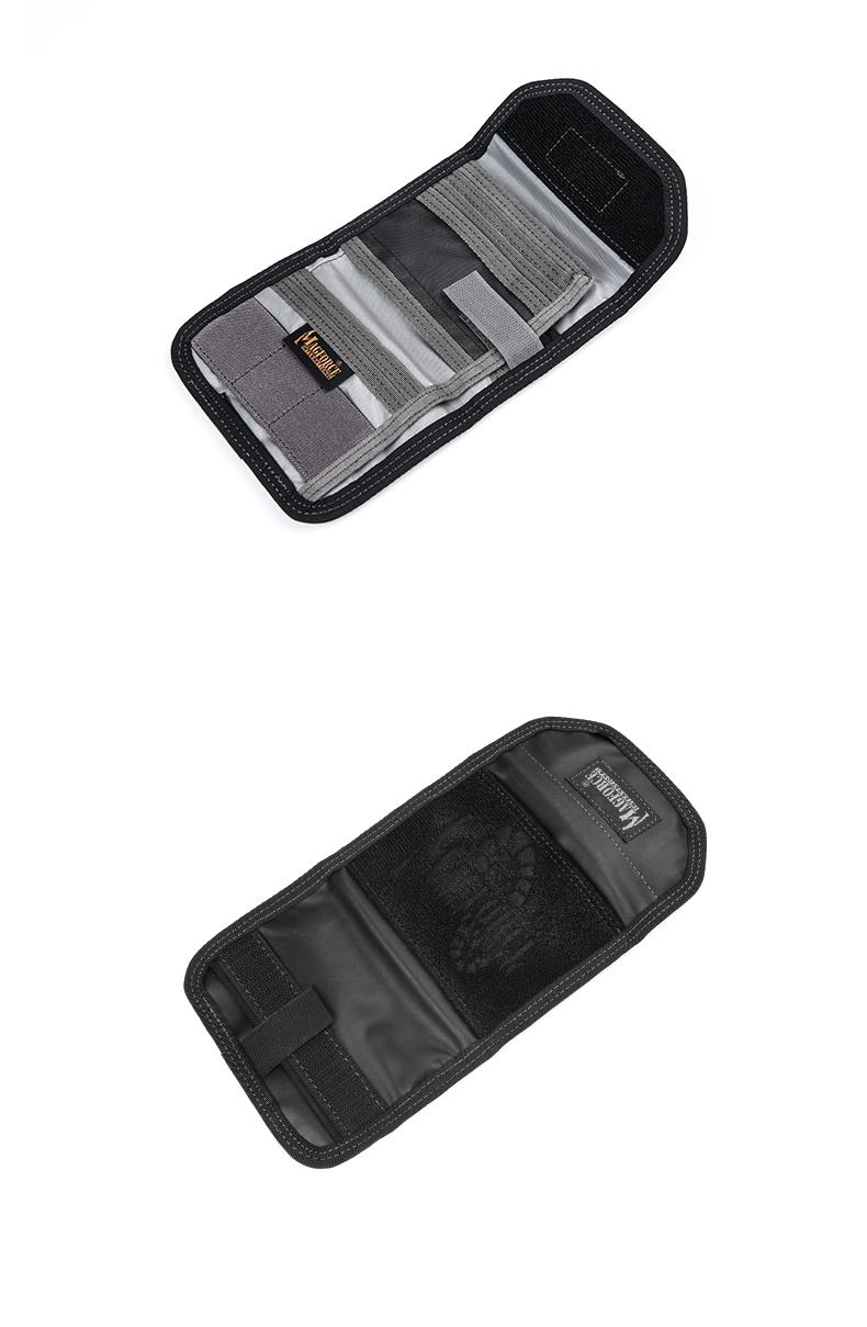 麦格霍斯magforce正品台湾马盖先2016新款钱包军迷卡包0269